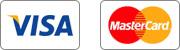 Оплата Visa, MasterCard